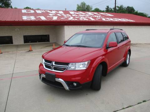2016 Dodge Journey for sale at DFW Auto Leader in Lake Worth TX