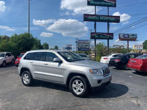2012 Jeep Grand Cherokee for sale at Boardman Auto Mall in Boardman OH