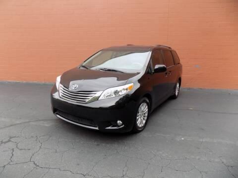 2013 Toyota Sienna for sale at S.S. Motors LLC in Dallas GA