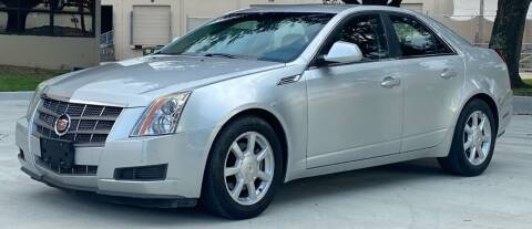 2009 Cadillac CTS for sale at Mr Cars LLC in Houston TX