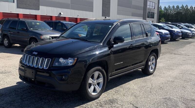 2014 Jeep Compass for sale at Father & Sons Auto Sales in Leeds NY