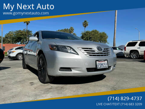 2008 Toyota Camry for sale at My Next Auto in Anaheim CA