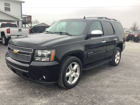 2014 Chevrolet Tahoe for sale at Hatcher's Auto Sales, LLC in Campbellsville KY