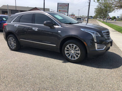 2017 Cadillac XT5 for sale at Mr. Car Auto Sales in Pasco WA
