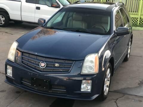 2009 Cadillac SRX for sale at Hadi Motors in Houston TX