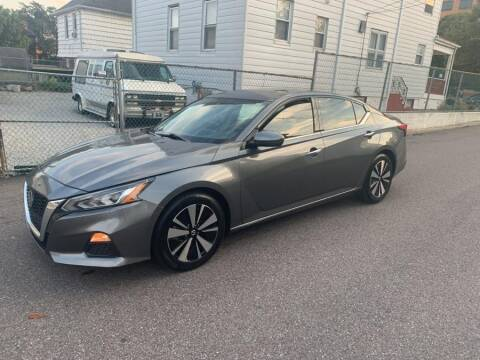 2020 Nissan Altima for sale at Sylhet Motors in Jamaica NY
