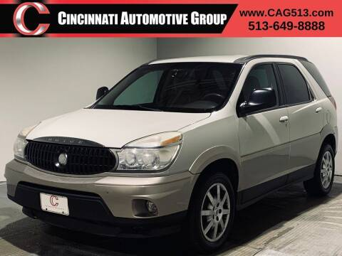 2005 Buick Rendezvous for sale at Cincinnati Automotive Group in Lebanon OH