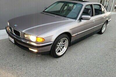 1999 BMW 7 Series for sale at Classic Car Deals in Cadillac MI