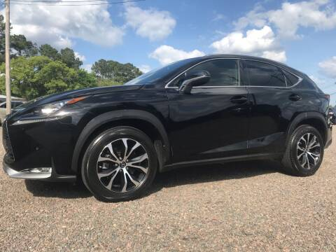 2017 Lexus NX 200t for sale at #1 Auto Liquidators in Yulee FL