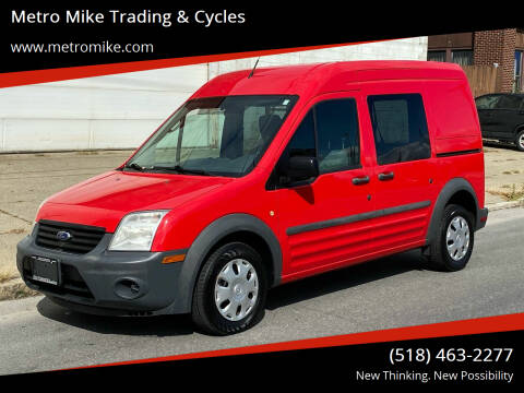 2011 Ford Transit Connect for sale at Metro Mike Trading & Cycles in Albany NY