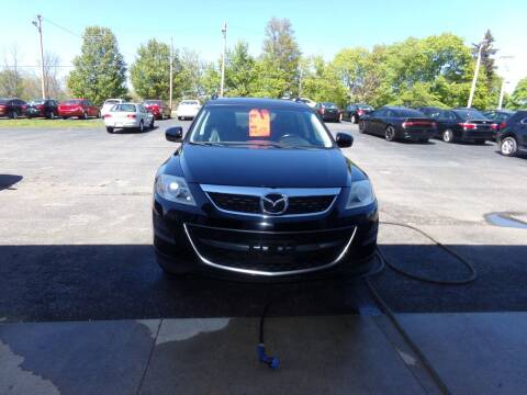 2011 Mazda CX-9 for sale at Pool Auto Sales Inc in Spencerport NY