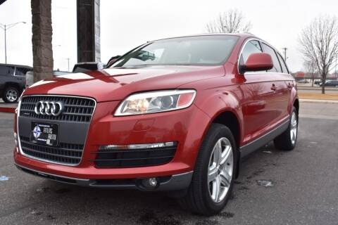 2007 Audi Q7 for sale at Atlas Auto in Grand Forks ND
