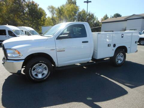 2017 RAM Ram Pickup 2500 for sale at Benton Truck Sales - Utility Trucks in Benton AR