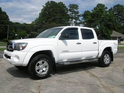 2010 Toyota Tacoma for sale at South Atlanta Motorsports in Mcdonough GA
