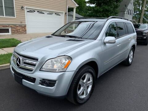 2007 Mercedes-Benz GL-Class for sale at Jordan Auto Group in Paterson NJ