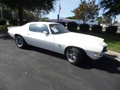 1971 Chevrolet Camaro for sale at Carolina Classics & More in Thomasville NC