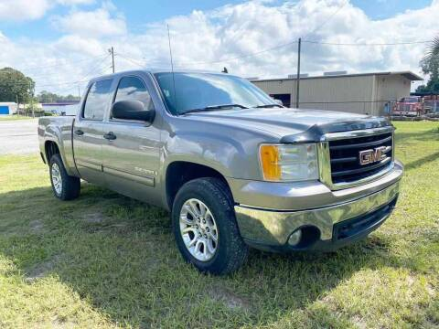 2007 GMC Sierra 1500 for sale at Scruggs Motor Company LLC in Palatka FL