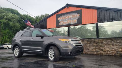2015 Ford Explorer for sale at Harborcreek Auto Gallery in Harborcreek PA