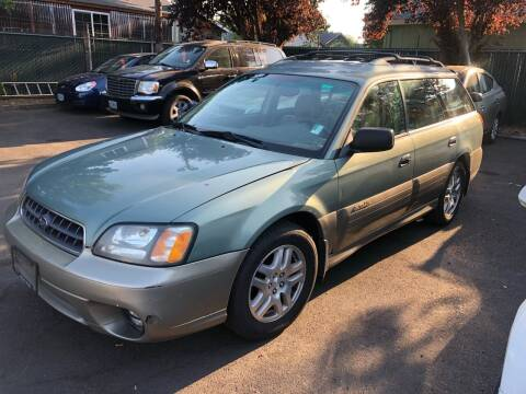 2003 Subaru Outback for sale at Blue Line Auto Group in Portland OR
