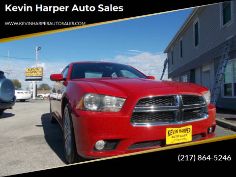 2012 Dodge Charger for sale at Kevin Harper Auto Sales in Mount Zion IL