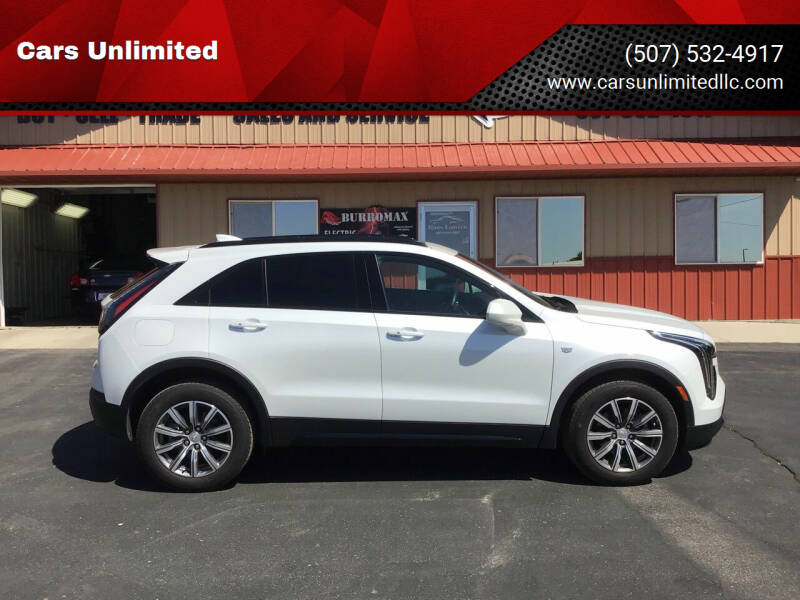 2019 Cadillac XT4 for sale at Cars Unlimited in Marshall MN