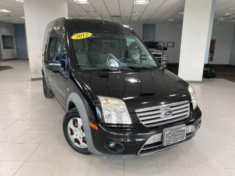 2012 Ford Transit Connect for sale at Auto Mall of Springfield in Springfield IL