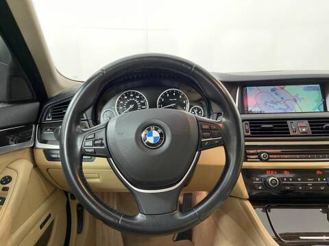 2015 BMW 5 Series for sale at CU Carfinders in Norcross GA