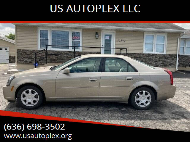 2004 Cadillac CTS for sale at US AUTOPLEX LLC in Wentzville MO