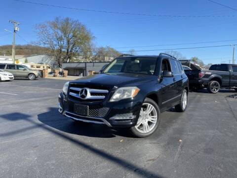 2013 Mercedes-Benz GLK for sale at Auto Credit Group in Nashville TN