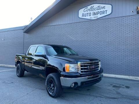 2013 GMC Sierra 1500 for sale at Collection Auto Import in Charlotte NC