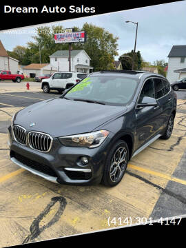 2018 BMW X1 for sale at Dream Auto Sales in South Milwaukee WI