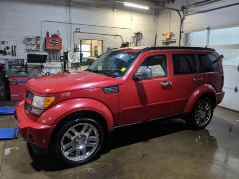 2011 Dodge Nitro for sale at Richland Motors in Cleveland OH