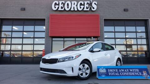 2017 Kia Forte for sale at George's Used Cars - Pennsylvania & Allen in Brownstown MI