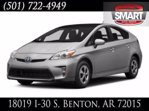 2015 Toyota Prius for sale at Smart Auto Sales of Benton in Benton AR