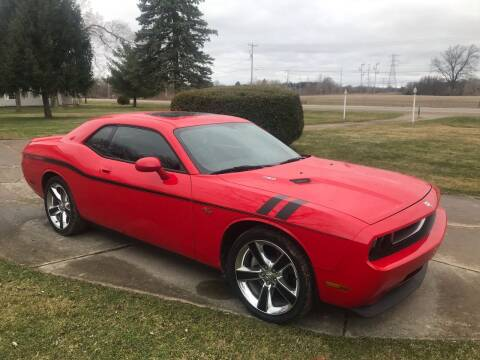 2010 Dodge Challenger for sale at The Auto Depot in Mount Morris MI