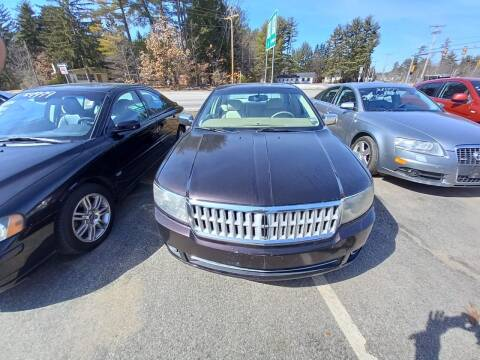 2007 Lincoln MKZ for sale at Official Auto Sales in Plaistow NH