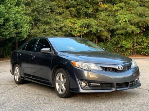 2014 Toyota Camry for sale at GR Motor Company in Garner NC