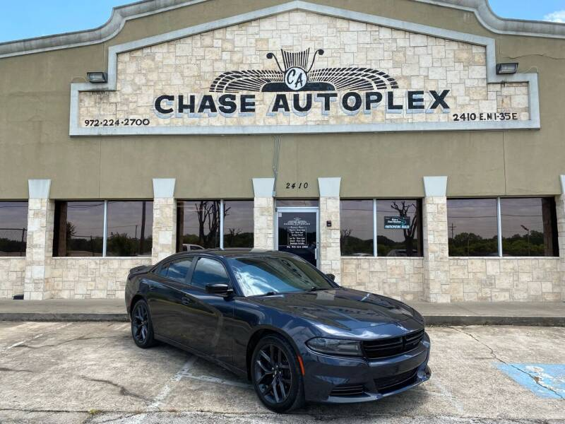 2019 Dodge Charger for sale at CHASE AUTOPLEX in Lancaster TX