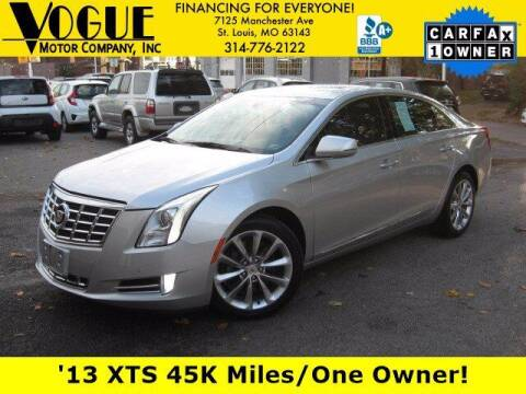 2013 Cadillac XTS for sale at Vogue Motor Company Inc in Saint Louis MO