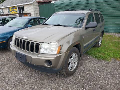 2006 Jeep Grand Cherokee for sale at ASAP AUTO SALES in Muskegon MI