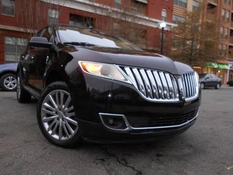 2011 Lincoln MKX for sale at H & R Auto in Arlington VA