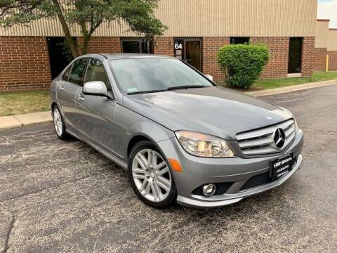 2008 Mercedes-Benz C-Class for sale at EMH Motors in Rolling Meadows IL