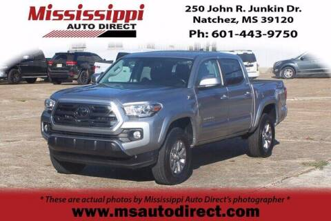 2018 Toyota Tacoma for sale at Auto Group South - Mississippi Auto Direct in Natchez MS