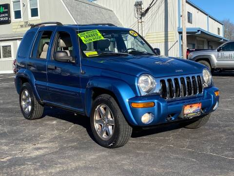 2004 Jeep Liberty for sale at Irving Auto Sales in Whitman MA