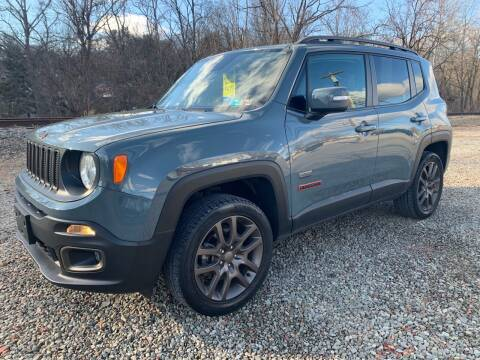2016 Jeep Renegade for sale at Reds Garage Sales Service Inc in Bentleyville PA