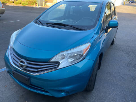 2014 Nissan Versa Note for sale at Cars4U in Escondido CA