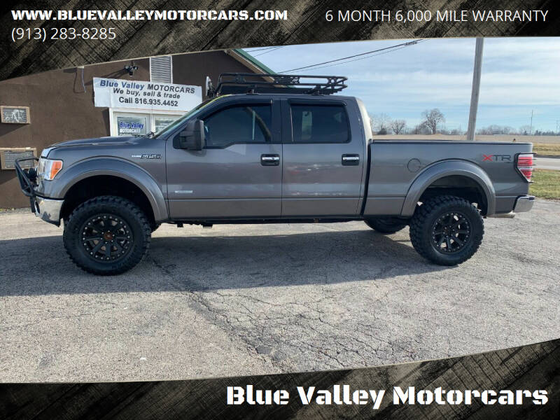 2011 Ford F-150 for sale at Blue Valley Motorcars in Stilwell KS