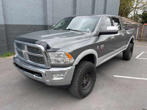 2012 RAM Ram Pickup 3500 for sale at APX Auto Brokers in Lynnwood WA