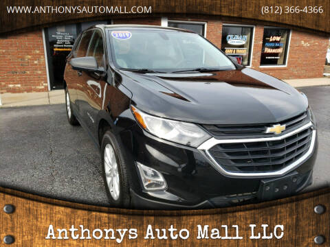 2019 Chevrolet Equinox for sale at Anthonys Auto Mall LLC in New Salisbury IN
