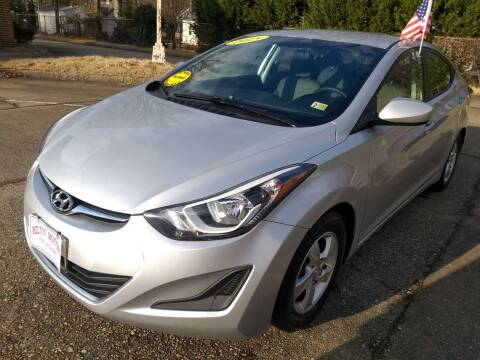 2015 Hyundai Elantra for sale at Hilton Motors Inc. in Newport News VA